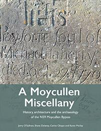 Front cover of book entitled A Moycullen Miscellany