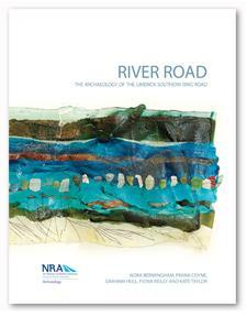 Cover of book entitled River Road