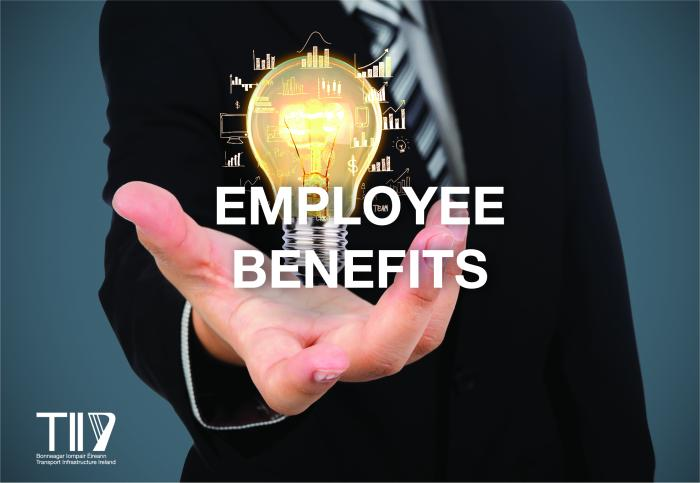 Click the icon to navigate to the TII employee benefits page.