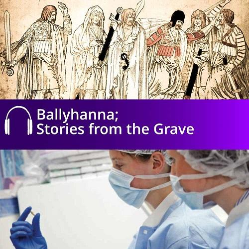 Cover of Ballyhanna audio guide