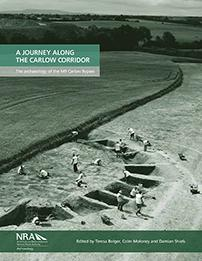 Cover of book entitled A Journey Along the Carlow Corridor