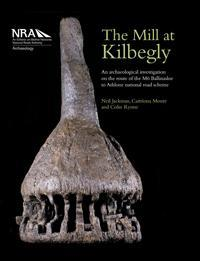 Cover of book entitled The Mill at Kilbegly