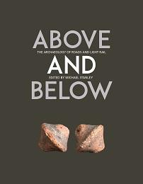 Front cover of book entitled Above and Below