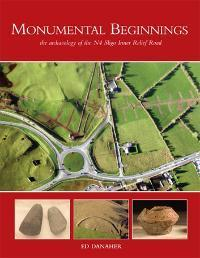 Cover of book entitled Monumental Beginnings