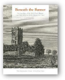 Cover of book entitled Beneath the Banner