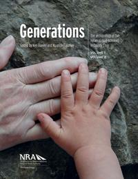 Cover of book entitled Generations: the archaeology of five national road schemes in County Cork