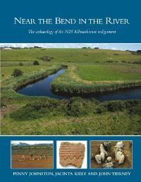 Cover of book entitled Near the Bend in the River